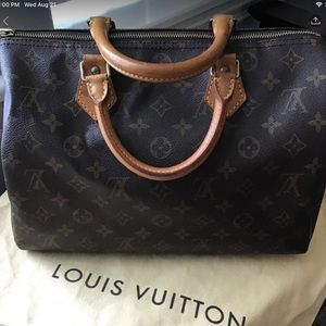 Authentic Louis Vuitton 30